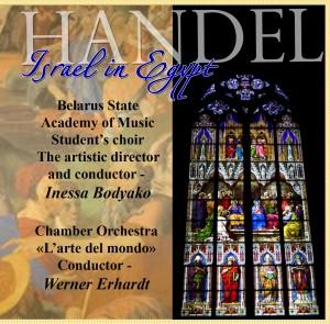G. Handel Israel in Egypt