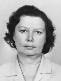 Анна Павловна Зеленкова