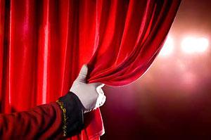 Студенческий хор на вручении третьей «Национальной театральной премии»