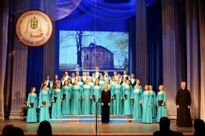 Гран-при на международном фестивале духовной музыки » Коложский благовест»