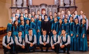 Гастроли студенческого хора в Вильнюсе!